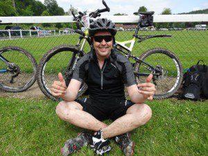Simon Keen raising funds for SIMCAS