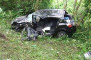 Crash A27 near Drusillas