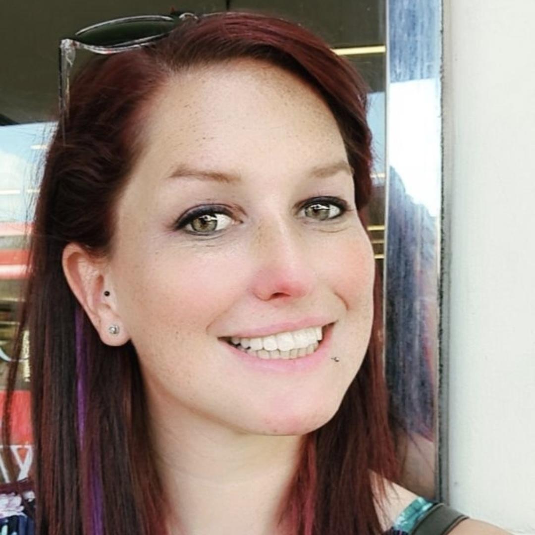Paramedic Abigail Monck